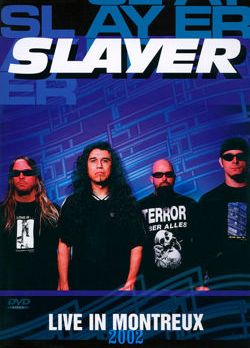 Slayer - Live in Montreux