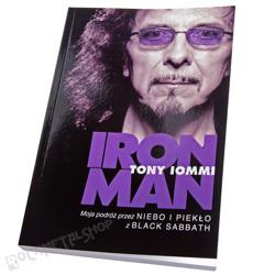 Tonny Iommi - Iron Man: Moja podróż przez...