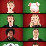 McCartney zaśpiewał świąteczny przebój z gwiazdami Hollywood