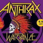 """Anthrax wypuści własną markę piwa. """"Wchodzi świetnie z burgerami"""""""