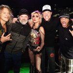 Lady Gaga nową członkinią Metalliki? Lars Ulrich wychwala gwiazdę pop