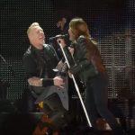Iggy Pop wpadł na koncert Metalliki. Grupa pokazała nagranie