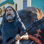 Tom Araya ze Slayera doczekał się pomnika w ukraińskim zoo
