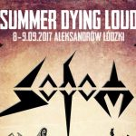 Summer Dying Loud coraz bliżej. Zagrają Sodom, Sólstafir i inni