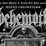 Dodatkowy dzień Merry Christless. Gwiazdami Behemoth i Mgła