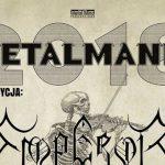 Napalm Death, Inverted Mind i Kult Mogił na Metalmanii 2018!