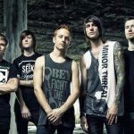 Blessthefall przed Asking Alexandria na Hard Kicking Fest