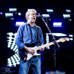 Eric Clapton traci słuch, ale nie kończy kariery