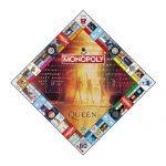 Gra Monopoly Queen z autografem Briana Maya na aukcji WOŚP