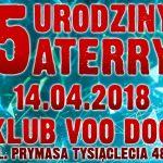 """Aterra będzie świętować 5-lecie. """"Największe dziki polskiego metalu"""""""
