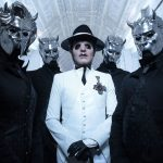 "Tobias Forge (lider Ghost) komentuje ""Rats"""