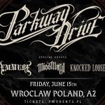 Parkway Drive we Wrocławiu – wygraj wejściówki na koncert!