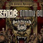 Kreator, Dimmu Borgir, Hatebreed i Bloodbath na wspólnym koncercie!