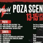 Jarocin Festiwal 2018: Atrakcje poza festiwalowymi scenami