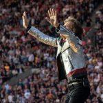 Mick Jagger z politycznym przekazem na koncercie w Warszawie