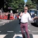Paul McCartney po latach znów na Abbey Road