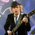 Angus Young sfotografowany w studiu. Nowy album AC/DC w drodze