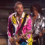 Aerosmith i Post Malone na jednej scenie na gali MTV