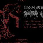 Above Aurora, Dagorath i Volantus na wspólnych koncertach