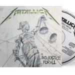 """Metallica zapowiada wznowienie """"…And Justice For All"""""""