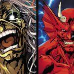 Iron Maiden wydadzą powieść graficzną o swojej maskotce