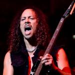 """Kirk Hammett stworzy solowy projekt? """"Mam mnóstwo materiału"""""""