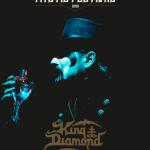 Amon Amarth, King Diamond i Testament na Mystic Festival
