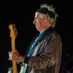 """Keith Richards prezentuje kolejny utwór z """"Talk Is Cheap"""""""