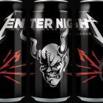 Metallica wypuszcza piwo Enter Night Pilsner