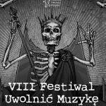 Jest oficjalny plakat Festiwalu Uwolnić Muzykę