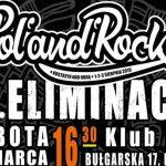 W sobotę pierwszy półfinał Eliminacji do Pol'and'Rock Festival