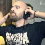 Wokalista polskiego zespołu zaśpiewał z Anselmo