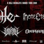Nile i Hate Eternal na dwóch koncertach w Polsce