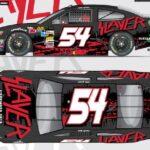 Slayer jednym ze sponsorów wyścigu NASCAR