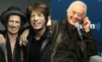 The Rolling Stones udostępnili utwór nagrany z gitarzystą Led Zeppelin