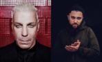 Polski raper w restauracji z wokalistą Rammstein