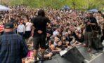 """Hardcore'owy koncert na ponad 2000 osób w Nowym Jorku. """"To był cios!"""""""
