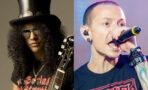 Fragment wspólnego utworu Slasha i Chestera Benningtona w sieci